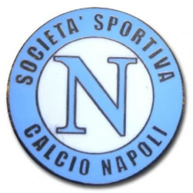 Napoli Pin Badge