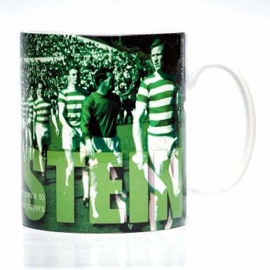 Jock Stein & Celtic Legend Mug
