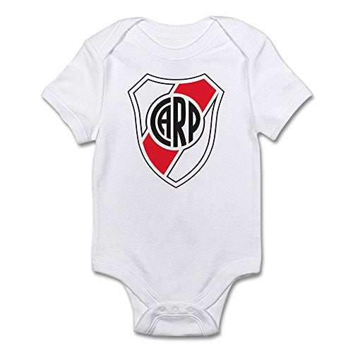 Escudo River Plate Infant Bodysuit - Cute Infant Bodysuit Baby Romper