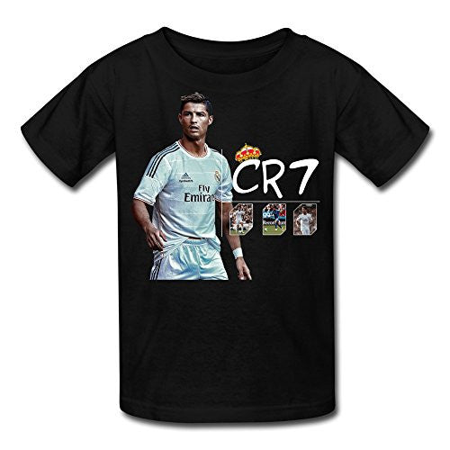 Cristiano Ronaldo Cr7 Real Madrid T-Shirt