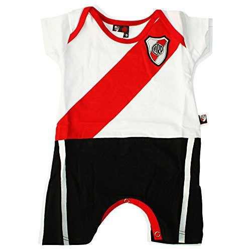 River Plate Futbol Football Baby (River Plate Jersey) (6-12 Months)