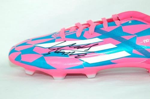Luis Suarez Signed Soccer Cleat - PSA/DNA Certified - Autographed Cleats