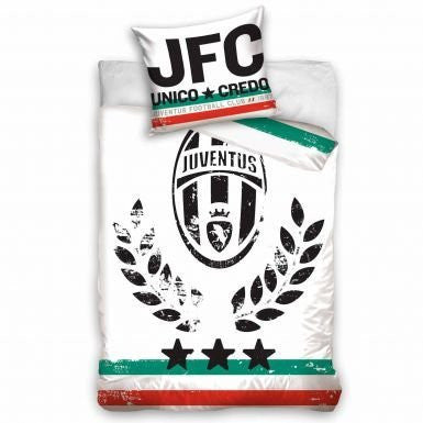 FC Juventus Single Duvet Set