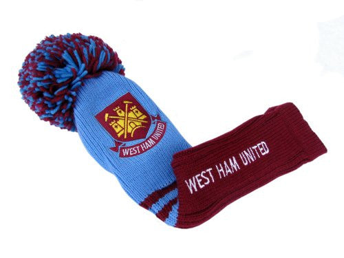 West Ham Utd Golf Headcover - Pompom Driver