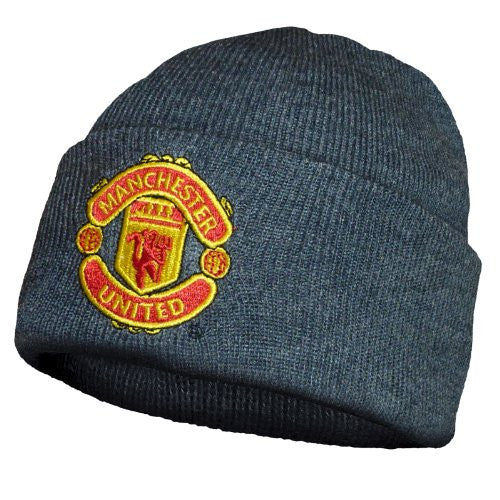 Manchester United Football Club Official Bronx Beanie