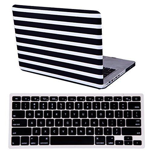 Juventus MacBook Pro 13 (Non Retina) Case and Keyboard Cover Snap
