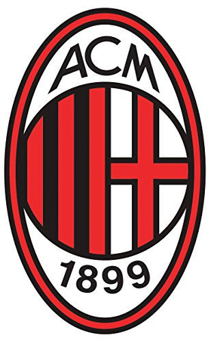 AC Milan Wall Decal