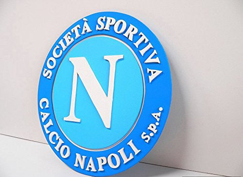 SSC Napoli Silk Poster
