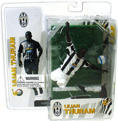 Soccer Jeventus 6-inch Lilian Thuram Action Figure
