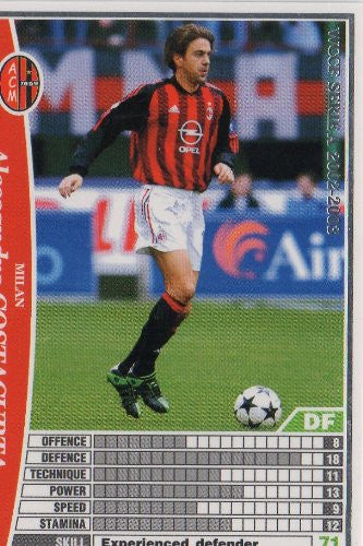 Alessandro Costacurta Trading Card