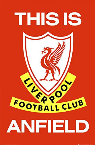 Liverpool Poster Print