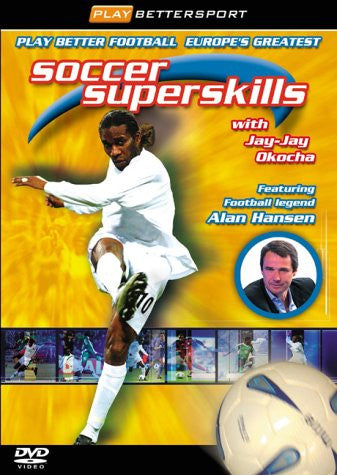 Soccer Superskills - With Jay-Jay Okocha
