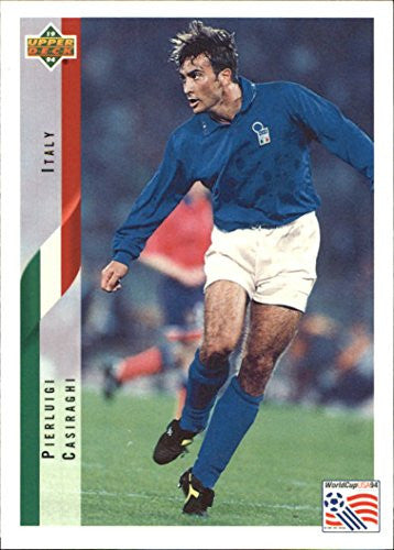 1994 Upper Deck World Cup Contenders English/Spanish #164 Pierluigi Casiraghi