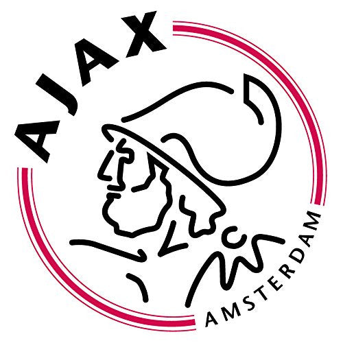Ajax Amsterdam Art Decor Vinyl Sticker 12'' X 12''