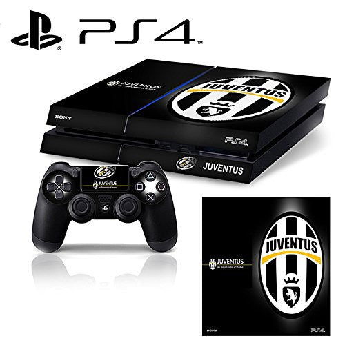 Juventus Vinyl PS4 Playstation Sticker