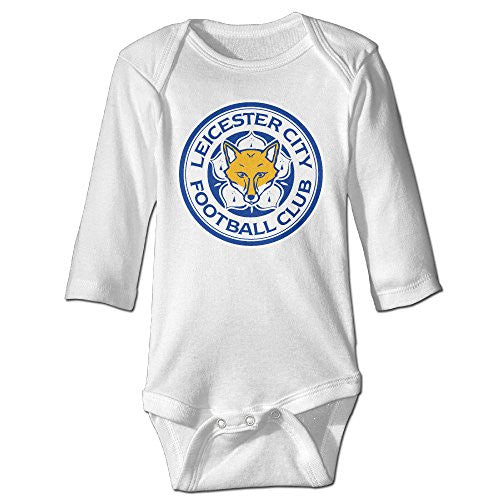 Leicester City Baby Bodysuit Long Sleeve