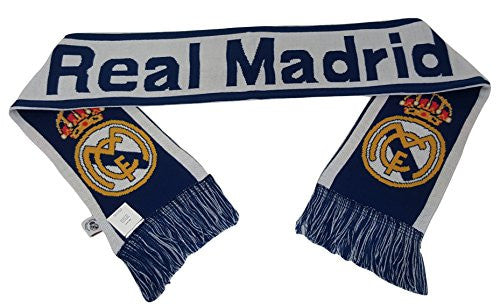 Real Madrid FC Double Sided Scarf