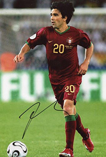 Deco PORTUGUESE autograph, In-Person signed photo