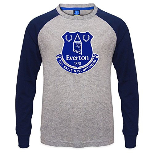 Everton FC Long Sleeve T-Shirt