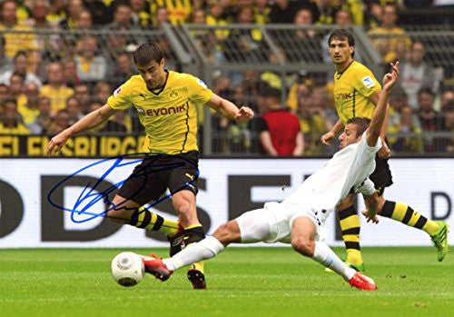Sokratis Papastathopoulos BVB autograph, Signed Photo