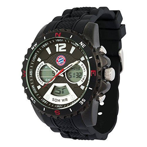 FC Bayern Munich Digital Watch Black