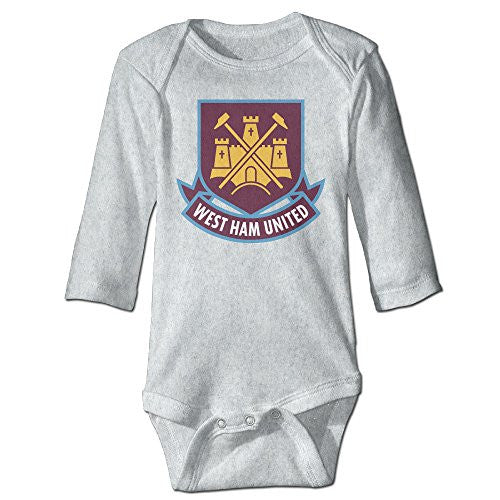 West Ham United FC Baby Casual Romper