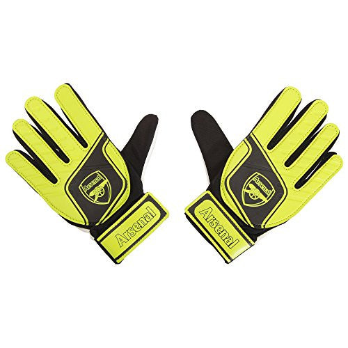 Arsenal FC Kids Goalkeeper Gloves (Youth)