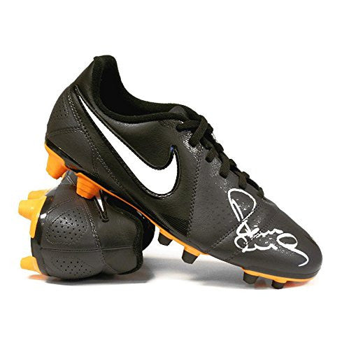 Paul Scholes Hand Signed Nike Football Boot