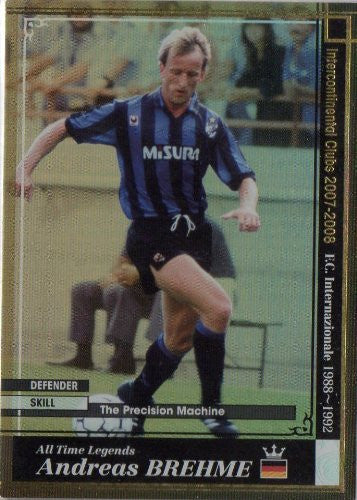 Andreas Brehme Trading Card