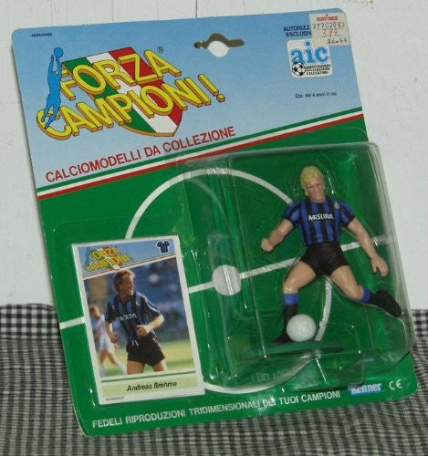 Kenner Forza Campioni! Andreas Brehme Toy Soccer Figure