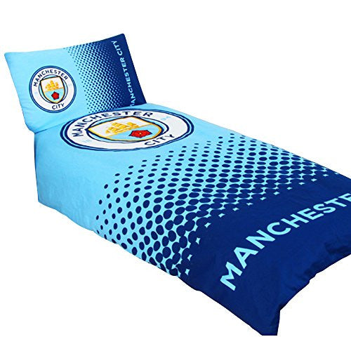 Manchester City FC Bedding Set