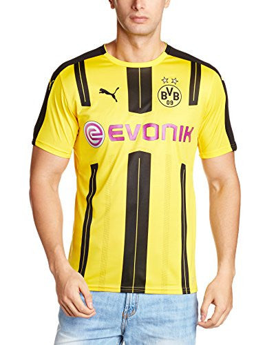 2016-2017 Borussia Dortmund Puma Home Football Shirt