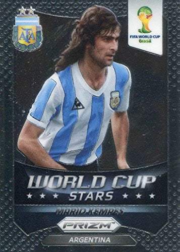 Mario Kempes World Cup Trading Card