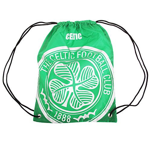 Celtic FC Gym Bag (One Size)