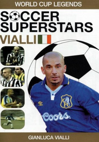 Soccer Superstars: World Cup Heroes - Gianluca Vialli