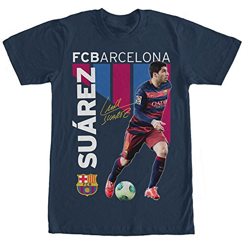 FC Barcelona Luis Suarez Graphic T Shirt