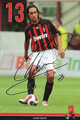 Alessandro Nesta Fabric Cloth Wall Poster