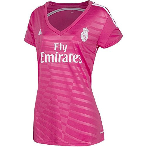 Real Madrid Away Womens Jersey 2014 / 2015