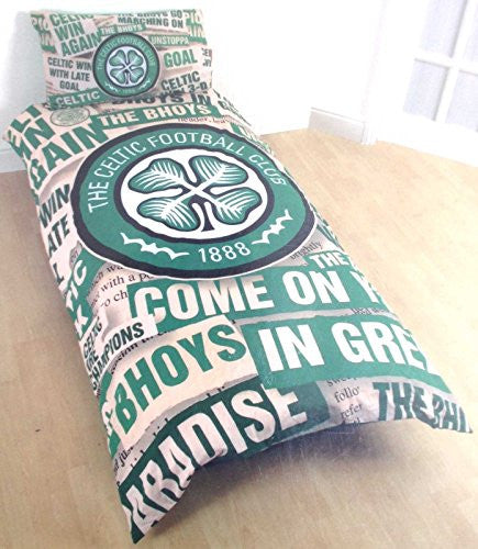 Celtic FC Single Duvet Set