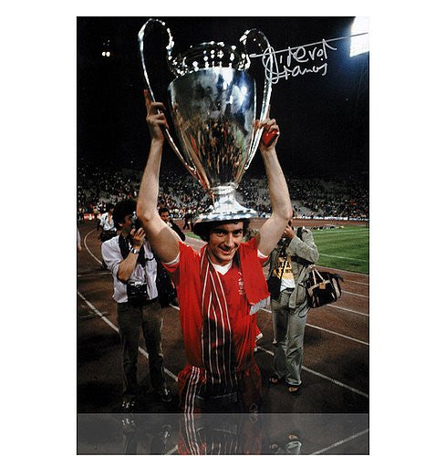 Trevor Francis Autographed Nottingham Forest 16x12 Photo: 1979 UEFA Champions League Winner