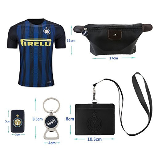 #10 Baggio (6 in 1 Combo) Inter Milan Home Match Adult Jersey 2016-17