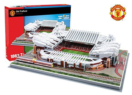 Manchester United Old Trafford Stadium 3D Puzzle