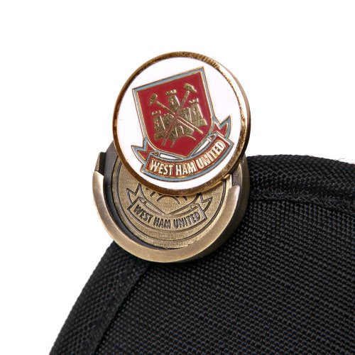 West Ham United F.C. Hat Clip & Marker