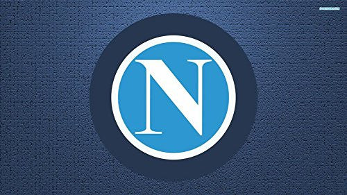 SSC Napoli Silk Poster Aka Wallpaper