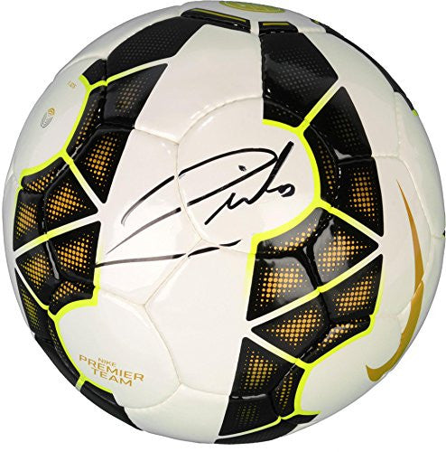 Andrea Pirlo Italy Autographed Nike Strike Soccer Ball