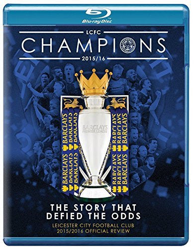 Leicester City FC - 2015/16 Official Season Review [Blu-ray]