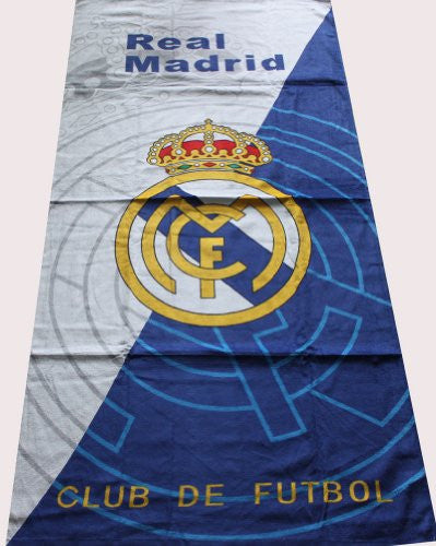 Real Madrid C.F Bath Beach Towel