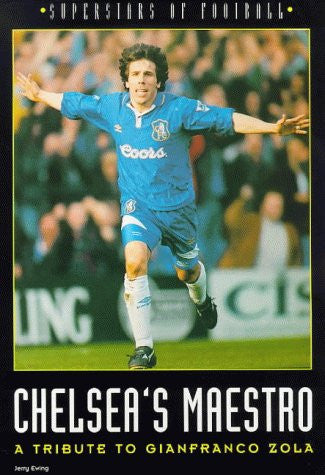 Chelsea's Maestro: Tribute to Gianfranco Zola