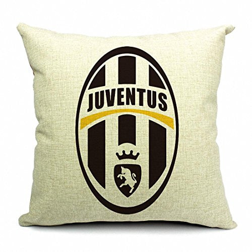 Juventus Throw Pillow