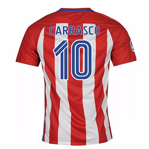 2016-17 Atletico Madrid Home Shirt (Carrasco 10)